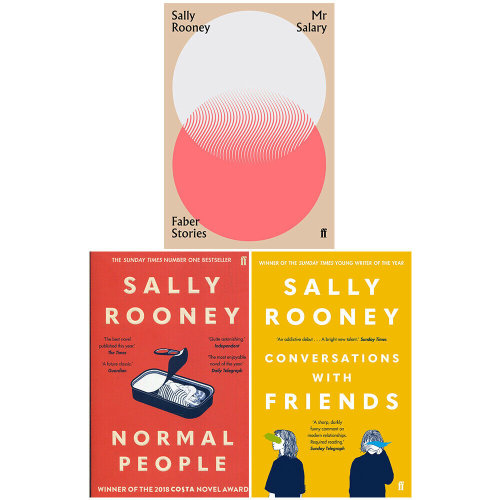 Sally Rooney 3 Books Collection Set