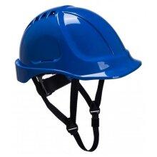 PORTWEST Endurance Vented Safety Helmet - Blue [PS55RBR]