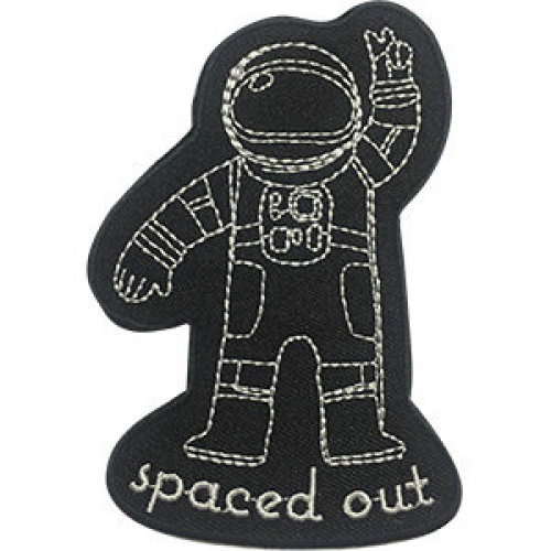 Patch - C&D - Space Out - Astronaut New Iron-On p-dsx-4783