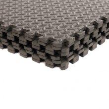 Oypla 32 SQ FT Interlocking EVA Soft Foam Exercise Floor Mats