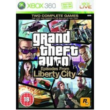 Grand Theft Auto: Episodes from Liberty City (Xbox 360) - Used