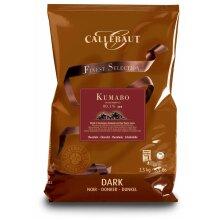 Callebaut Finest, Kumabo dark chocolate chips