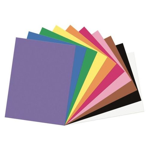 Pacon PAC65336BN Sunworks Construction Paper - Pack of 6