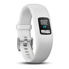 GARMIN Vivofit 4 Fitness Tracker - White, Small/Medium, White