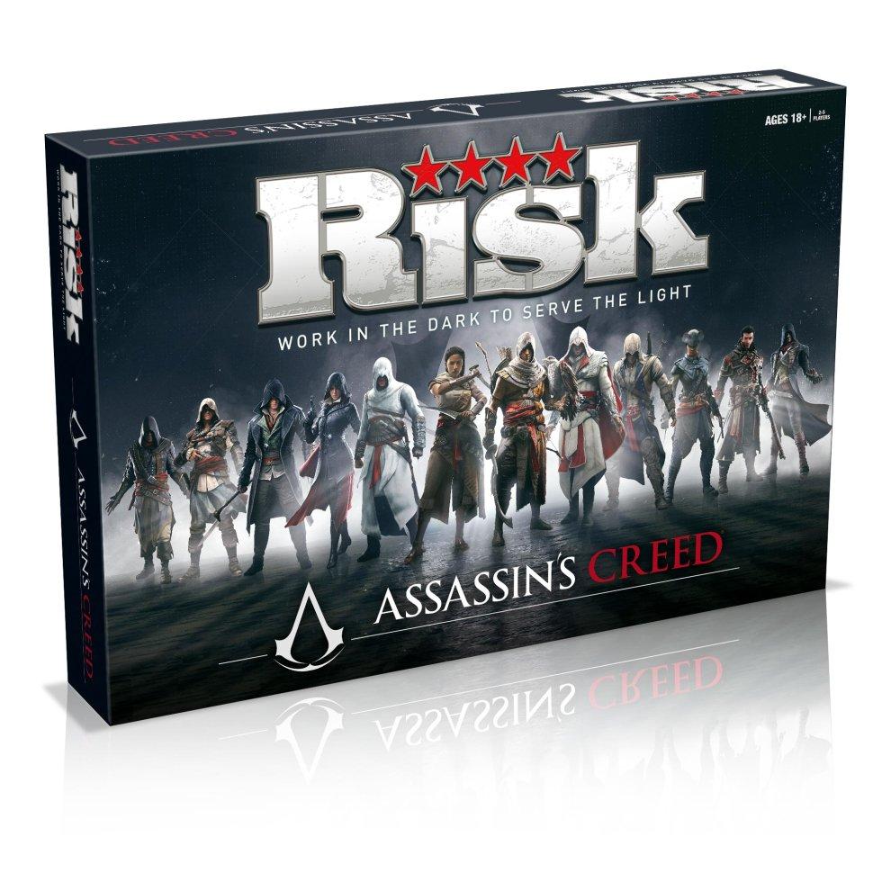 Risk - Assassin`s Creed