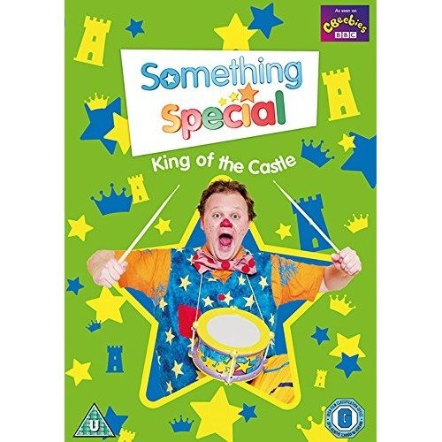 Something Special - King Of The Castle DVD [2015]