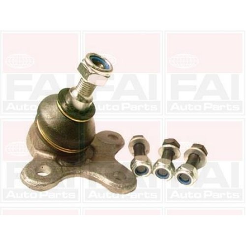 Front Left FAI Replacement Ball Joint SS499 for Seat Arosa 1.4 Litre Diesel (01/01-06/04)