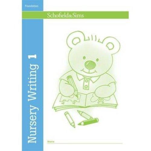 Nursery Writing Book 1