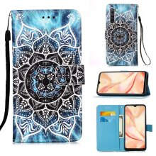 OPPO Find X2 Lite Painted Leather Case Mandala