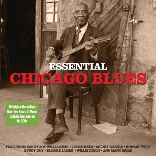 Essential Chicago Blues [CD]