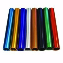 AAG Aluminum Relay Baton Set for Sprints Running Competition(6 Colors)
