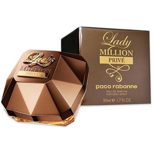 Paco Rabanne Lady Million Privé Eau de Parfum Spray 50ml