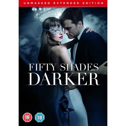 Fifty Shades Darker [Unmasked Edition] [2017] (DVD)