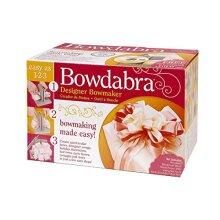 "Darice Bowdabra Bowmaker Tool, Grey, 6"" x 8"""