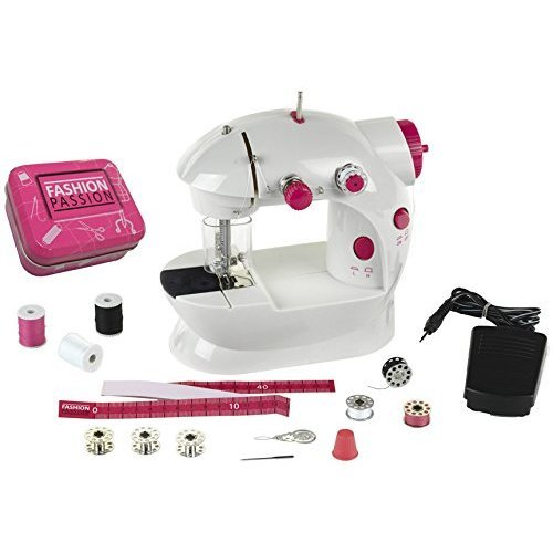 Theo Klein 7901 - Fassion Passion Kids Sewing Machine