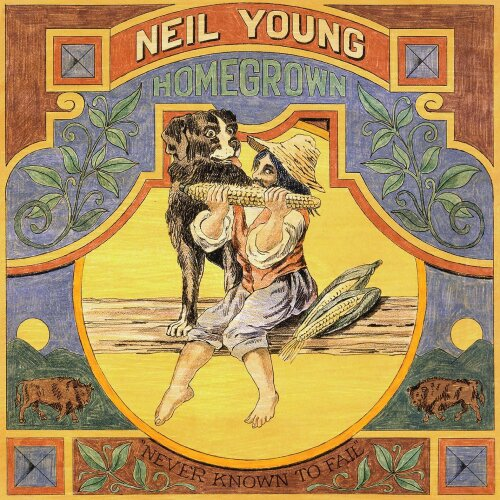 Neil Young - Homegrown [CD]