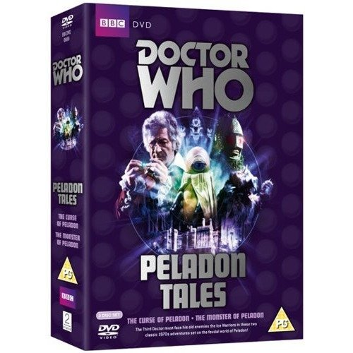 Doctor Who - Peladon Tales DVD [2010]