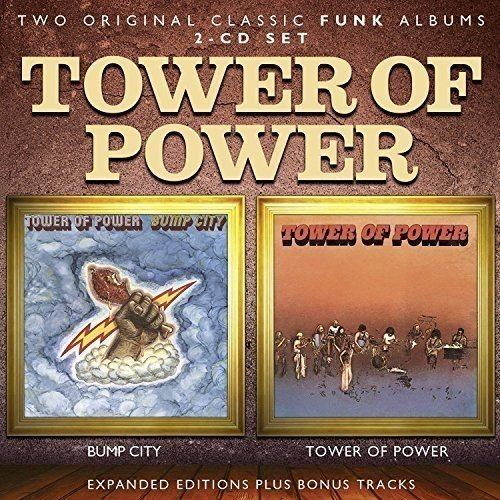 Tower of Power - Bump City / Tower of Power: Ex [CD]