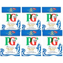 PG Tips The Tasty Decaf Pyramid Tea Bags, Large Pack of 420