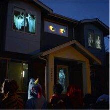 Holidays Window Projector For Halloween & Christmas