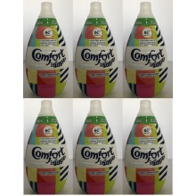 Comfort Intense Fabric Conditioner  50TH Anniversary Limited Edition 6x 900ml