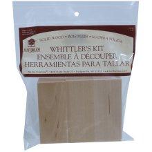 Basswood Whittler's Kit 3pc-