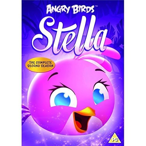 Angry Birds Stella Season 2 DVD [2016]