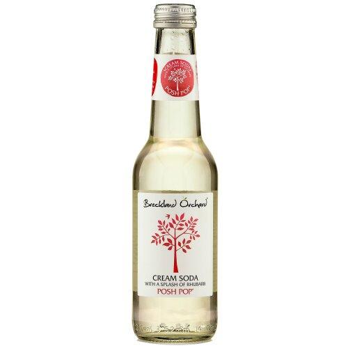 Breckland Orchard Cream Soda Posh Pop - 12x275ml