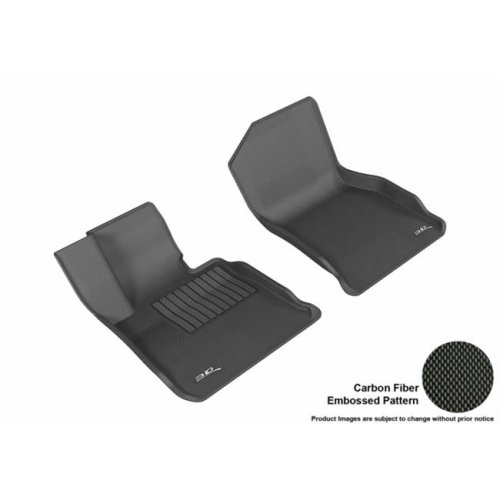 2009 2010 2007 2006 2008 2011 Toyota Tacoma Double Cab Black with Red Edging Driver /& Passenger Floor GGBAILEY D2278A-F1A-BLK/_BR Custom Fit Car Mats for 2005
