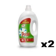 Persil Auto Liquid BIO 10ltr 134 Washes Laundry 10 Litre with Wash Booster