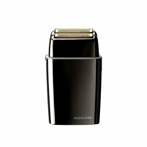 BaByliss Pro Foil Cordless Titanium Dual Foil Shaver Heavy Duty