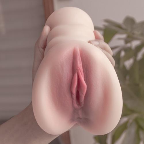 Realistic Vagina Pocket Pussy Male Masturbation Sex Toys for Men