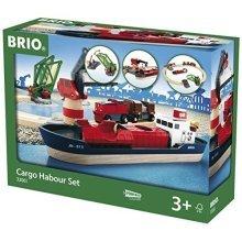 BRIO Harbour Cargo Set