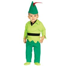 Toddlers Archer Robin Hood Fancy Dress Costume 12 - 24 Months