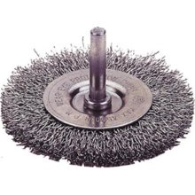 1423-2103 Wheel Brush Crimped Wire 3 in.