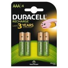 Disposable Duracell Batteries