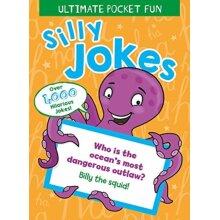Ultimate Pocket Fun Silly Jokes by Regan & Lisa - Used