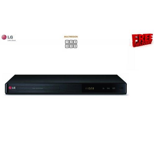 LG DP542H Multi Region DVD player