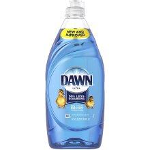 Dawn Ultra Dishwashing Liquid Dish Soap Original Scent, 19.4 oz, 573ml
