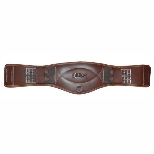 (20 inches, Havana) Mark Todd Deluxe Event Girth