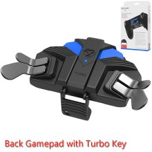 Extended Gamepad with Turbo Key Controller Adapter for PS4 Slim / Pro