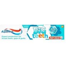 Aquafresh Big Teeth Toothpaste for Kids, 50 ml, 6-8 Years