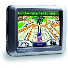Garmin Nuvi 250 Sat Nav UK & ROI Maps - Used