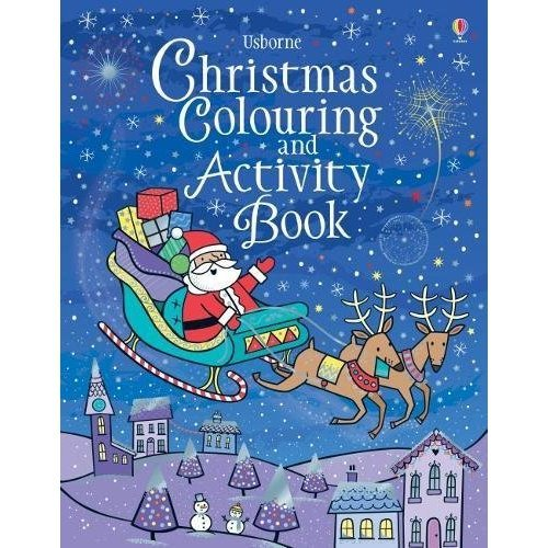 Christmas Colouring and Activity Book (Colouring and Activity Books)