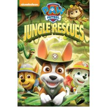 Paw Patrol: Jungle Rescues (DVD) - Used