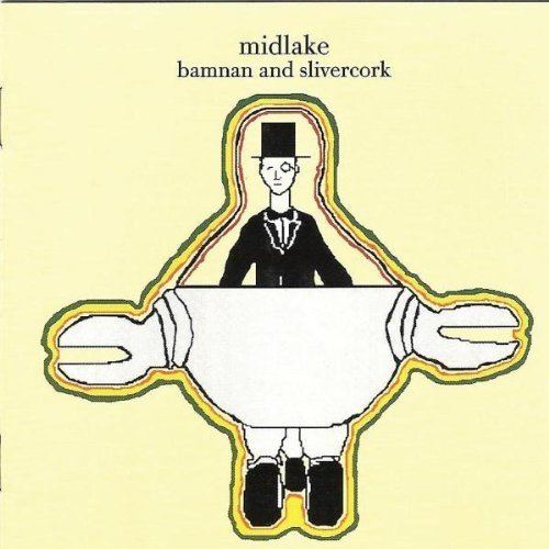 Midlake - Bamnan and Silvercork [CD]