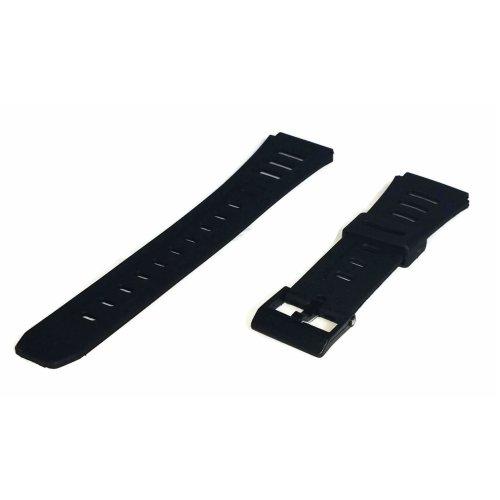 (Black) Casio Generic Watch Strap 19mm, 285K1, JC11, W71, W72, W740, DW250DGJ, GPX1000