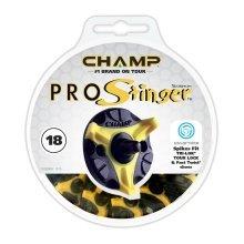 Champ Pro Stinger Golf Spikes Tri-Lok Fast Twist (Slim-Lok)