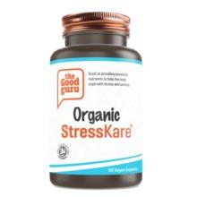 Organic StressKare Supplement, No Added Sugar, Gluten-free, NON-GMO