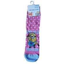 Despicable Me Kids ankle socks